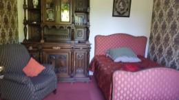 een van de authentieke kamers